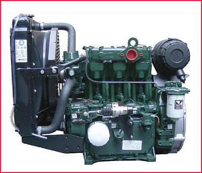lister marine engine 30hp